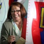 Plenario Nacional del FA habilita a Mónica Xavier a permanecer en la presidencia hasta junio