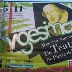 Comienza la Muestra Nacional de Teatro de Punta del Este