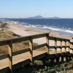 Niños del Plan Juntos de vivienda disfrutarán de acampar en balneario Parque del Plata