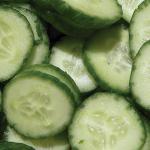 El verano es ideal para consumir pepino