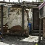 El gobierno estima que 70.000 hogares se encuentran en situación crítica de pobreza estructural