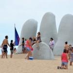 Aumentó la cantidad de turistas. En enero visitaron el país unos 390.800 extranjeros