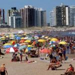 Uruguay recibió a 390.881 turistas en enero. Aumentó la cantidad de brasileños