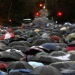 Argentina se moviliza. Marcha del silencio por muerte Nisman y acto de la presidenta por habilitación de central nuclear