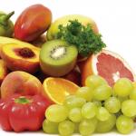 Las cinco vitaminas que necesita el organismo