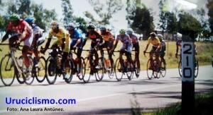 El uruguayo Matías Presa ganó la quinta etapa de la Vuelta Ciclista del Uruguay