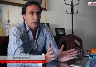 """Álvaro Garcé: """"Montevideo necesita obras por más de mil millones de dólares"""""""