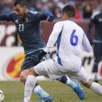 Sin la presencia de Messi, Argentina venció 2-0 a El Salvador en amistoso en Washington