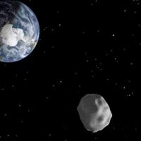 """Asteroide 2014-YB35 en su punto más cercano a la Tierra es """"peligroso"""" aunque solo nos """"rozará"""""""