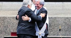 Tabaré Vázquez es el nuevo presidente de la República. Juró ante la Asamblea General, recibió la banda presidencial e instaló su gabinete de ministros