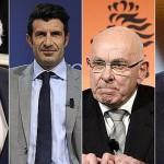 Los cuatro candidatos a la presidencia de la FIFA llegan a Sudamérica en busca de votos
