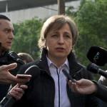 Despido de Carmen Aristegui la periodista que denunció corrupción del presidente de México sacude Internet
