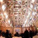Papa Francisco abre la Capilla Sixtina a los indigentes de Roma que tendrán visitas especiales guiadas
