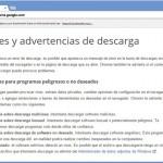 Google optimiza navegación y alerta en Chrome por sitios que distribuyen programas no pedidos