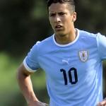 La Sub 17 de Uruguay debutó con derrota 1-0 ante Ecuador por la primera fecha del hexagonal final