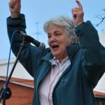 """Lucía Topolansky en la Intendencia cambiará recorrido de los ómnibus en Montevideo: """"La palabra de los vecinos será muy importante"""""""