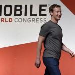 MWC 2015 en Barcelona: Zuckerberg responde sobre Facebook y es criticado por algunas respuestas