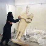 """UNESCO califica """"crimen de guerra"""" destrucción por el EI del mayor patrimonio asirio de la Humanidad"""