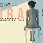 """Se presenta """"Nora"""": pieza de danza con música en vivo de la Filarmónica"""