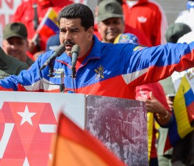 """Venezuela prohíbe entrada de legisladores """"terroristas"""" de EE.UU. y genera dura respuesta norteamericana"""