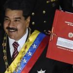 """Parlamento de Venezuela aprueba primera votación para que Maduro logre """"poderes especiales"""" ante la emergencia."""