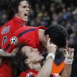 Heroica clasificación del PSG de Cavani a cuartos de final de la Champions League tras empatar 2-2 en alargue con Chelsea