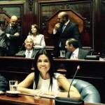 Senadora Alonso aguarda respuesta de gobierno por Política Nacional de Alcohol