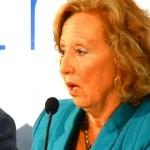 Ministra Muñoz dijo que reclamos de Secundaria serán considerados cuando corresponda