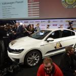 Salón del Automóvil de Ginebra, Suiza: Volkswagen Passat es el auto europeo del 2015