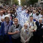 """Argentina recordó golpe de Estado exigiendo seguir juicios a los civiles: """"Vamos por más"""" fue la bandera"""