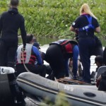 Recuperaron los cuerpos de las 10 víctimas del siniestro aeronáutico en Maldonado y retiran el aeronave de la laguna
