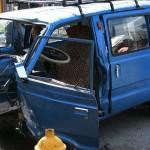 En 2014 cada 16 horas murió una persona en el país como consecuencia de un siniestro de tránsito