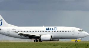 Entre lunes 9 y miércoles 11 llega al país el primer avión de Alas-Uruguay