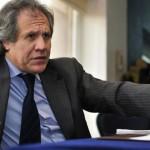 Ex canciller Luis Almagro podrá resultar electo este martes como nuevo secretario general de OEA