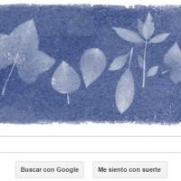 Doodle de Google para Anna Atkins, pionera de la ciencia a 216 años de su nacimiento