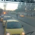 Atentado a convoy policial atribuido a la guerrilla deja ocho heridos pero no interferirá en negociación de paz