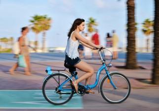 5 beneficios ambientales de andar en bicicleta