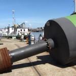 Dirección de Vías Navegables de Argentina finalizó balizamiento del río Uruguay