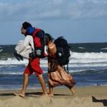 Bomberos evacuó el camping de Punta del Diablo a raíz de incendio forestal