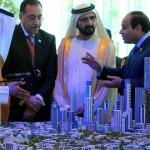 """Egipto construirá su nueva capital """"The Capital Cairo"""" la ciudad más fastuosa de África"""