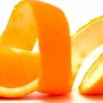 La cáscara de naranja y sus propiedades beneficiosas para la salud