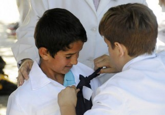342 mil niños comienzan este lunes las clases en las escuelas públicas de todo el país