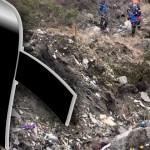 El gobierno expresa condolencias a Alemania y España por accidente aéreo en los Alpes
