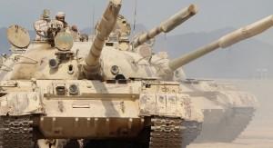 Arabia Saudita y coalición de diez países apoyados por EE.UU inicia operación militar en Yemen
