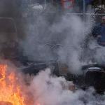 Alemania: Miles de manifestantes enfrentan la Policía en la inauguración del Banco Central Europeo