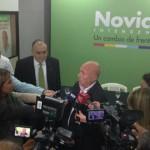 Novick pidió la renuncia de la intendenta Ana Olivera y responsables de los corredores Garzón y General Flores