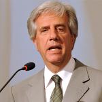 """Presidente Vázquez recibió a ministros de la Suprema Corte de Justicia en """"clima muy bueno"""""""