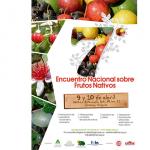 En abril se realizará el séptimo Encuentro Nacional sobre Frutos Nativos en Colonia