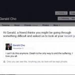 """Abre operaciones """"Facebook Safety"""" una herramienta contra la depresión y los pensamientos suicidas"""