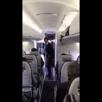Bailando, una azafata de la WestJet Airlines logra 6,8 millones de visitas en 4 días en YouTube